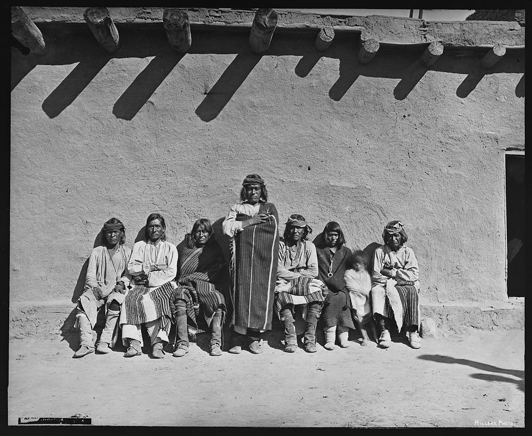 zuni mysterious language, Zuni natives in New Mexico