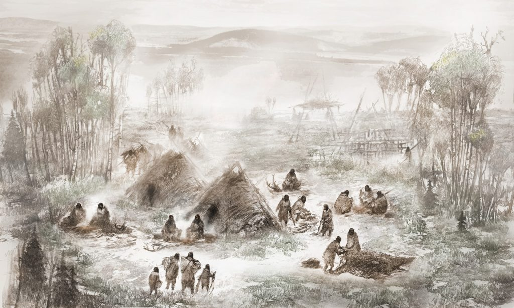 ancient Beringians, new group of Native Americans, discovery new group of Native Americans DNA, researchers discover new group of Native Americans: The ancient Beringians