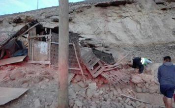M7.1 peru earthquake on January 14 2017