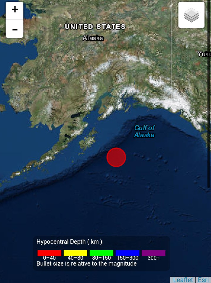 M7.9 earthquake hit off Alaska on January 23 2018, M7.9 earthquake hit off Alaska on January 23 2018 tsunami warnings, M7.9 earthquake hit off Alaska on January 23 2018 video, M7.9 earthquake hit off Alaska on January 23 2018 map, M7.9 earthquake hit off Alaska on January 23 2018 pictures