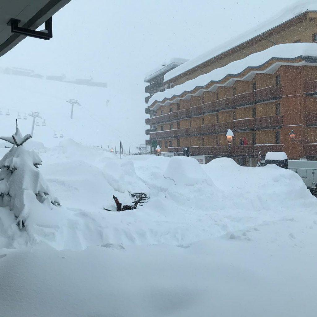 blizzard italy jan 2018