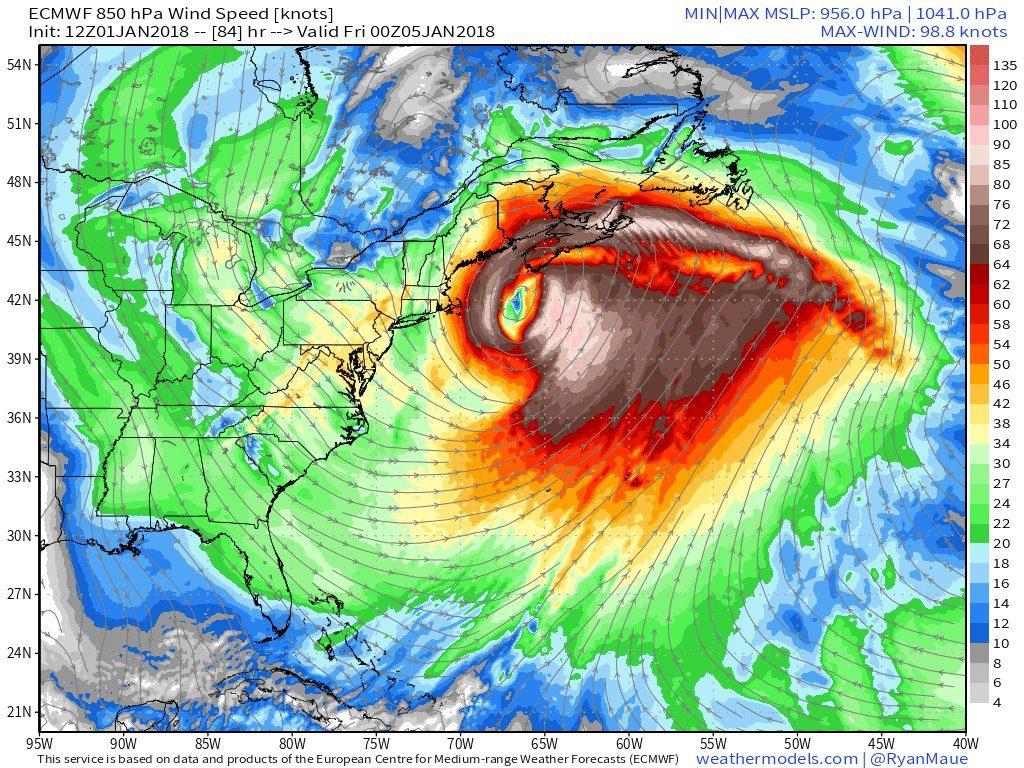 bombogenesis us east coast jan 2018, bombogenesis storm jan 2018, bombogenesis usa canada january 2018