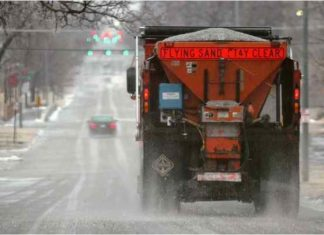 Road salt is threatening U.S. waterways; beet juice and beer are other options