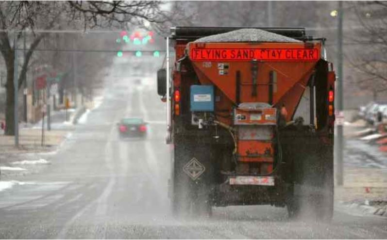 Road salt is threatening U.S. waterways; beet juice and beer are other options