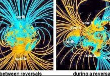 What Happens When Earth's Magnetic Poles Reverse?, Earth magnetic field is flipping, What Will Happen When Earth's North And South Pole Flip?, What Will Happen When Earth's Magnetic Poles Reverse?