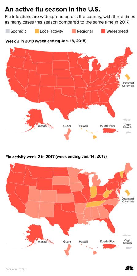 flu outbreak usa january 2018, us flu outbreak 2018, usa influenza epidemics 2018, flu death california january 2018, us flu outbreak, flu usa outbreak january 2018, flu usa 2018, flu outbreak usa january 2018