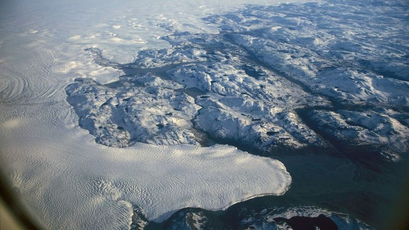 greenland geothermal heat, Greenland glaciers are melting from below due to geothermal heat, geothermal heat melts glaciers in Greenland