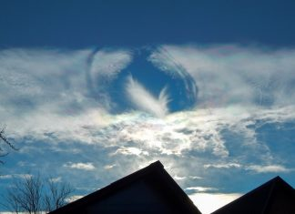 fallstreak hole, hole punch cloud, punch hole cloud, skypunch, cloud canal, cloud hole