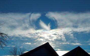 fallstreak hole, hole punch cloud, punch hole cloud, skypunch, cloud canal, cloud hole