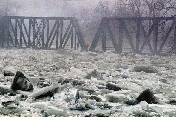 ice jams, ice jams new york jan 2018, ice jams pennsylvania jan 2018, ice jams ohio jan 2018, ice jams ontario canada jan 2018