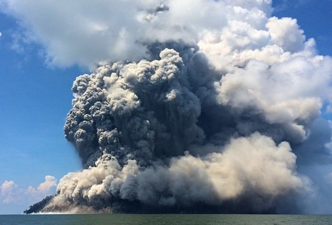 kadovar eruption