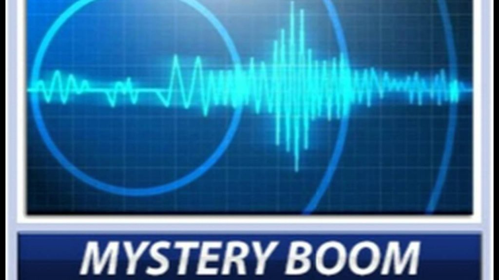 mystery boom, mystery booms around the world in January 2018, mystery boom video january 2018, mystery booms january 2018