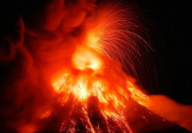ring of fire alert january 2018, ring of fire popping up january 2018, increased activity ring of fire january 2018, The ring of fire is on high alert following unprecedented eruptions and strong earthquakes in January 2018