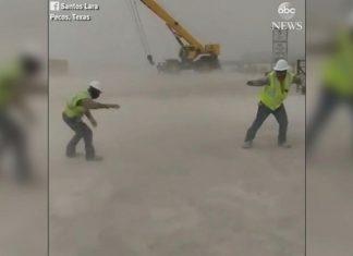 sand storm pecos texas video, sand storm pecos texas video january 10 2018, sand storm pecos texas video january 2018