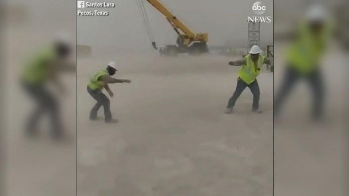 sand storm pecos texas video, sand storm pecos texas video january 10 2018, sand storm pecos texas video january 2018