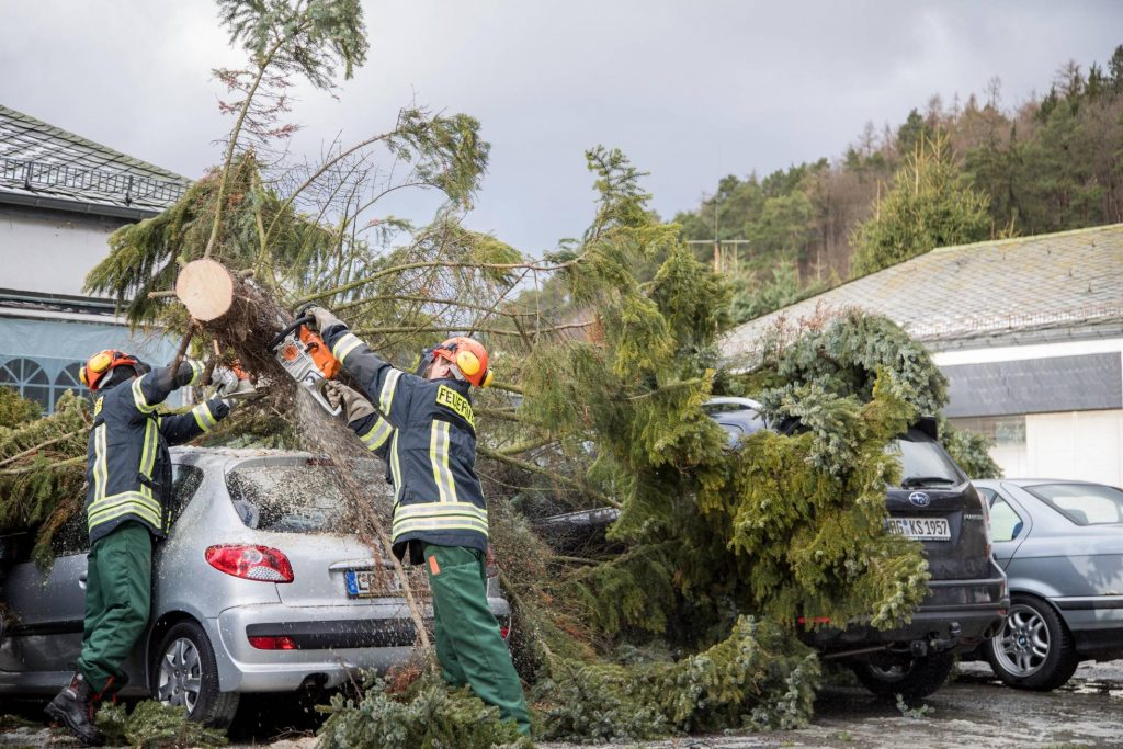 Storm Friederike, Storm Friederike germany, Storm Friederike pictures, Storm Friederike video, Storm Friederike sweeps across Germany and The Netherlands with sustained winds of 140kmh on January 18 2018