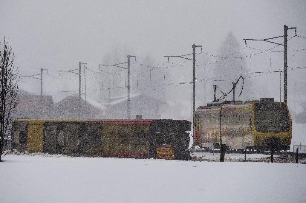 storm eleanor switzerland, Winter storm Eleanor in Switzerland in January 2018, storm eleanor europe, deadly storm eleanor europe january 2018