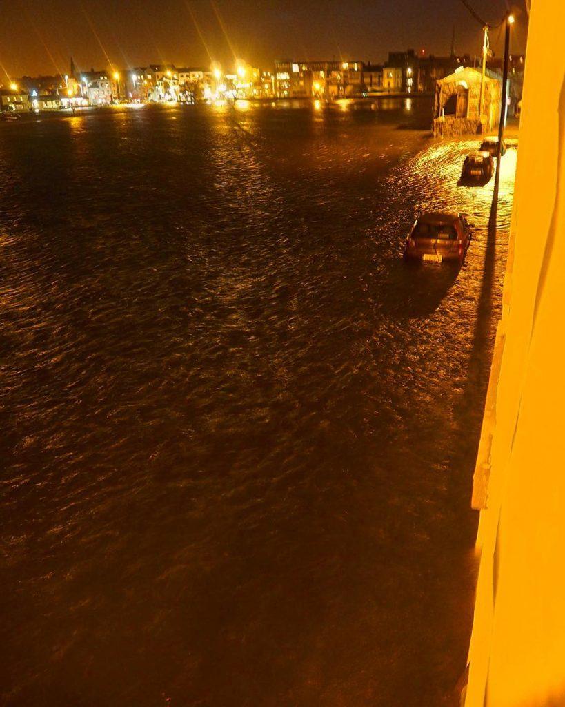 storm eleonor uk ireland january 2018