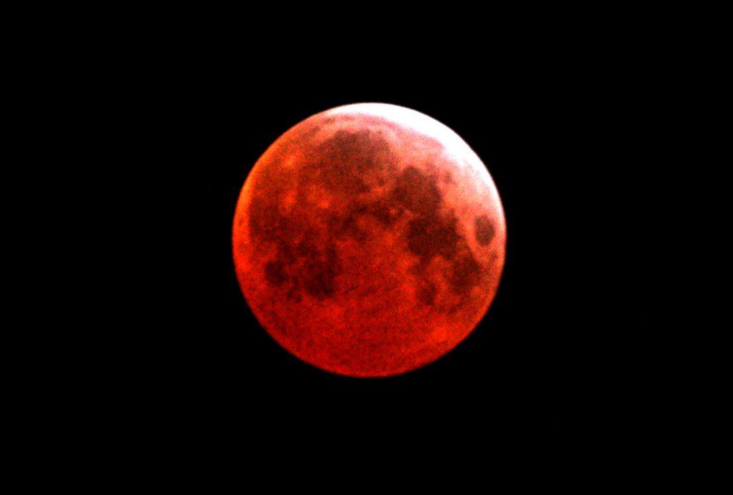 red moon phenomenon 2018 -#main