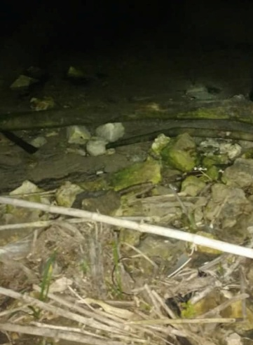 Water recedes in Belize after M7.6 earthquake in Honduras on January 9 2018