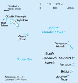 South Georgia and South Sandwich Islands
