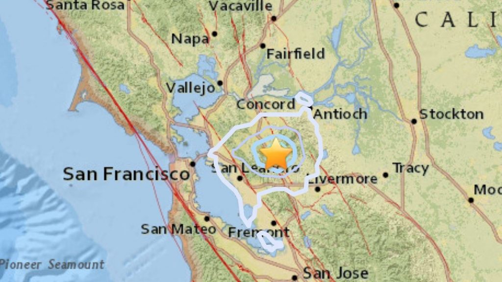 Earthquake swarm rattles San Francisco Bay area, Earthquake swarm rattles San Francisco Bay area february 23 2018, earthquake swarm san francisco bay area february 2018