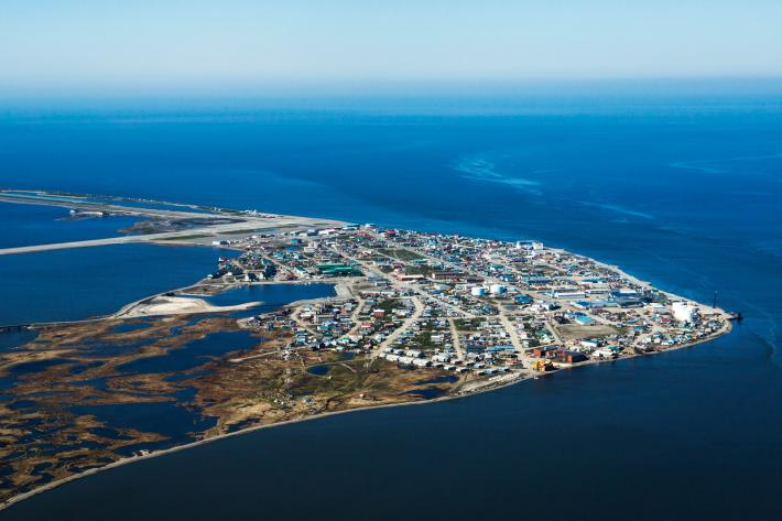 most toxic town america kotzebue alaska, most toxic town usa kotzebue alaska, The most toxic town in America is Kotzebue in Alaska