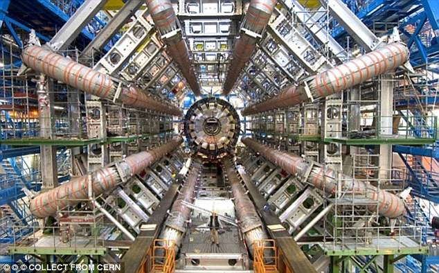 Scientists have found evidence of a new quasiparticule Odderon at CERN, Scientists have found evidence of a new quasiparticule Odderon in CERN Geneva, Large Hadron Collider, Large Hadron Collider via Collection from CERN. Scientists have found evidence of a new quasiparticule Odderon in Geneva