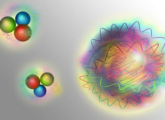 Scientists have found evidence of a new quasiparticule 'Odderon' at CERN, Scientists have found evidence of a new quasiparticule 'Odderon' in CERN Geneva, Large Hadron Collider, Large Hadron Collider via Collection from CERN. Scientists have found evidence of a new quasiparticule 'Odderon' in Geneva