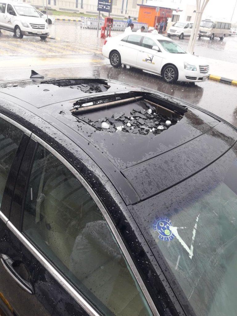 medina hailstorm, suadi arabia hailstorm, medina saudi arabia hailstorm, medina saudi arabia hailstorm february 2018 video, medina saudi arabia hailstorm pictures february 2018