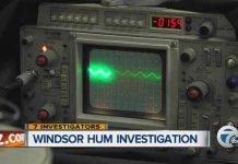 windsor hum, windsor hum mystery, windsor hum investigation, The Windsor Hum mystery in Canada