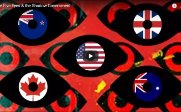 SIGINT Seniors, SIGINT Seniors Pacific, SIGINT Seniors, the five eyes spy system is a government secret