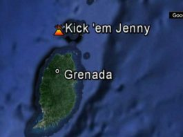 alert level raised kickem jenny grenada