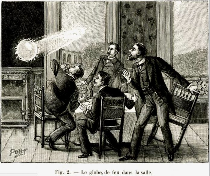 ball lightning phenomenon, skyrmion explains ball lightning phenomenon, skyrmion behind ball lightning phenomenon, ball lightning phenomenon explained by skyrmion