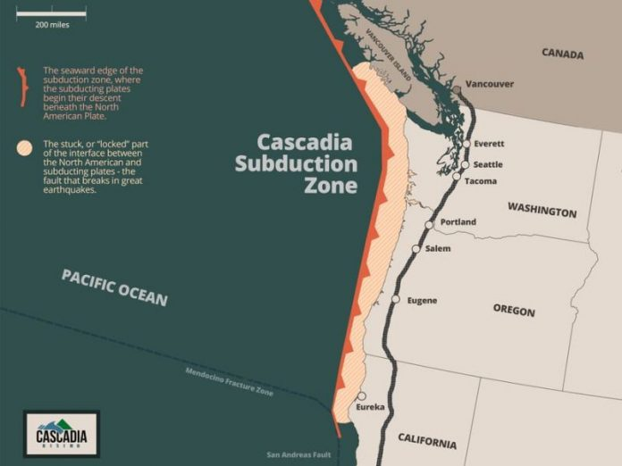 cascadia subduction zone earthquake march 2018, cascadia subduction zone earthquake march 2018 update, cascadia subduction zone earthquake march 2018 update video