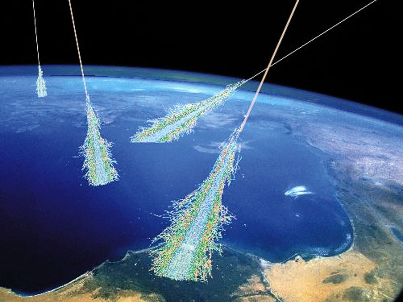 cosmic rays hitting Earth are bad and getting worse, worsening cosmic ray situation, intensifying cosmic ray intensity, why is the cosmic ray situation worsening, Why are cosmic rays intensifying