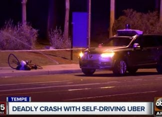 Self-driving Uber accident, Self-driving Uber deadly crash, Self-driving Uber car hits and kills pedestrian in Tempe Arizona video, Self-driving Uber car hits and kills pedestrian in Tempe Arizona, Self-driving Uber car hits and kills pedestrian in Tempe Arizona march 2018, Self-driving Uber car hits and kills pedestrian in Tempe Arizona march 19 2018