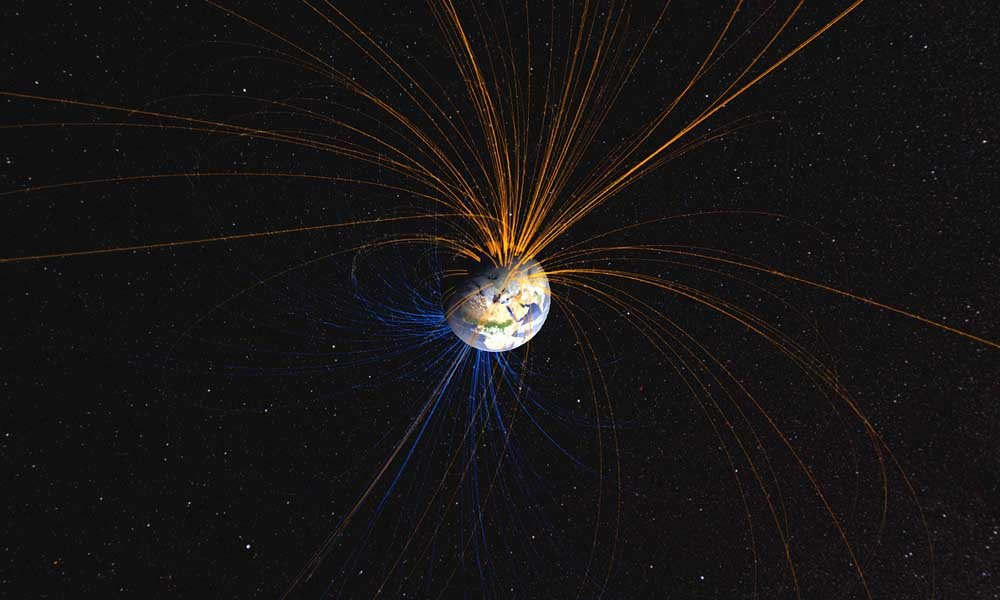 earth magnetic field reversal, pole shift, poleshift