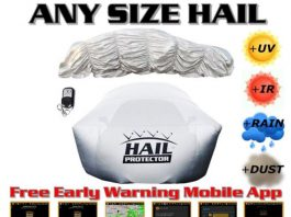 hail protector, best hail insurance protection for your car, hail protector amazon, best protection against hail on amazon, buy best hail protection for car