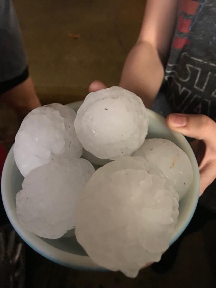 Severe hailstorm hits Arkansas as deadly thunderstorms engulfs the US South, hailstorm arkansas march 2018 video, arkansas hailstorm video march 2018
