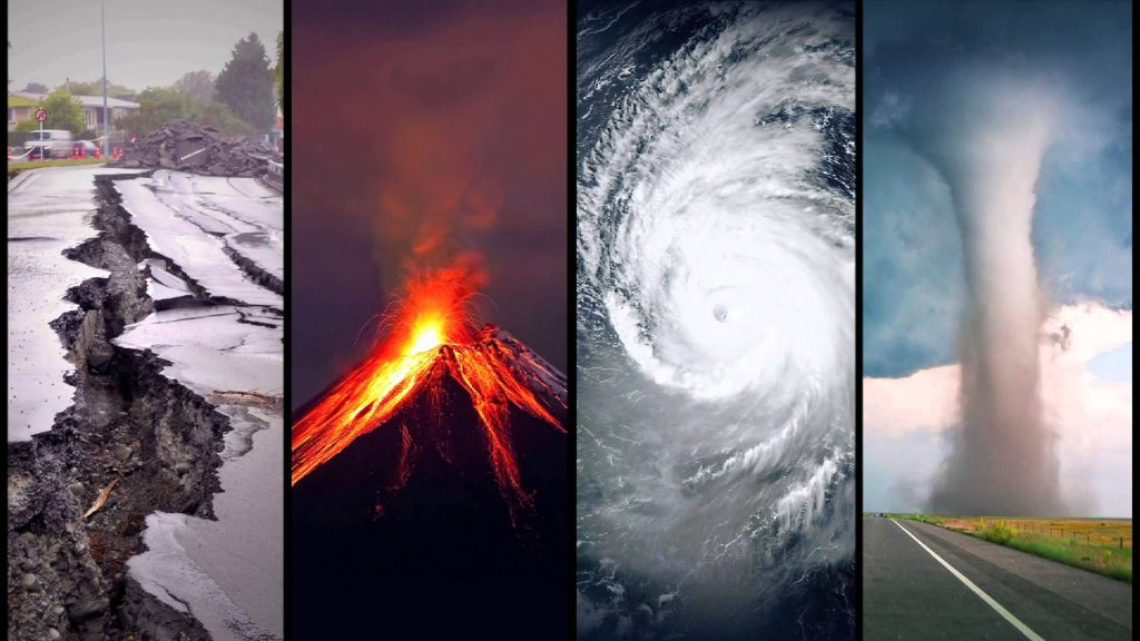 Natural Disasters In The Us