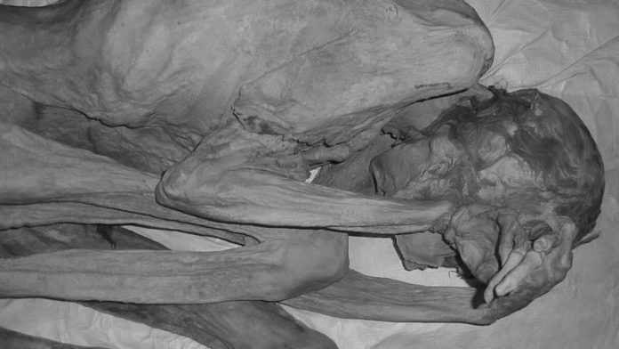 oldest tattooed mummy, Oldest tattooed mummy found in Egypt, 5000 year old Oldest tattooed mummy found in Egypt