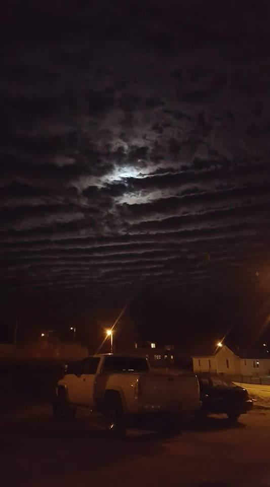 strange clouds iowa haarp, mysterious clouds iowa, haarp cloud iowa