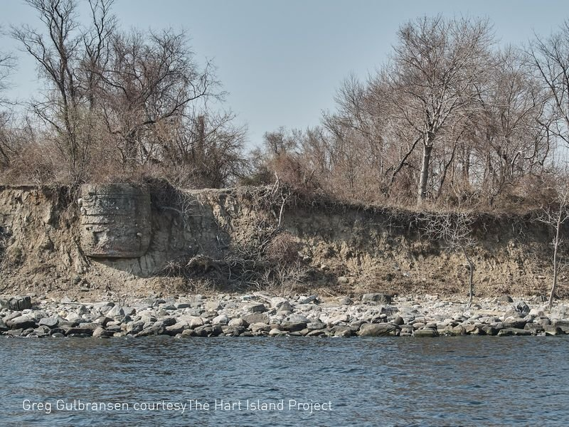 Cemetery New York Island
