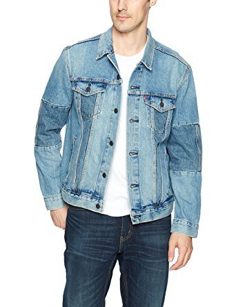 Levi's Men's The Trucker Jacket, The Trucker Jacket, The Trucker Jacket levi's