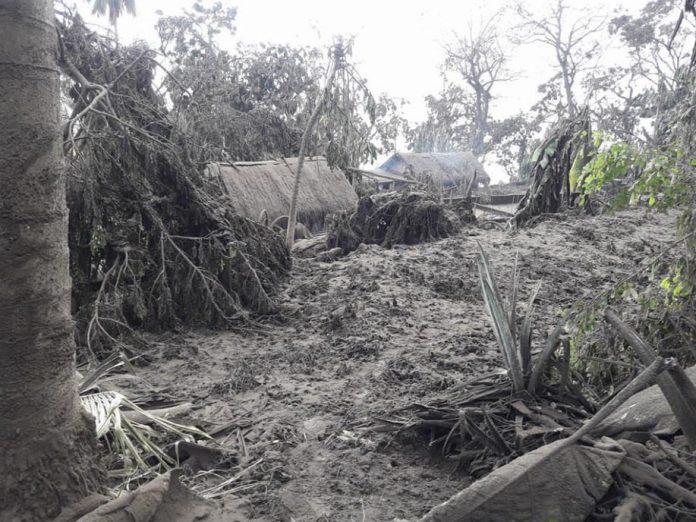 Island of no return: Vanuatu evacuates entire population of volcanic Ambae covered in ash