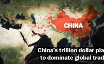 China trillion dollar plan to dominate global trade is about more than just economics, China trillion dollar plan to dominate global trade is about more than just economics video, why china invests 3 billion dollars in road infrastructure