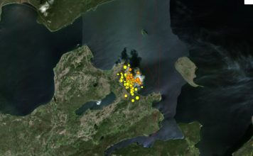 earthquake swarm yellowstone, earthquake swarm yellowstone april 2018, earthquake swarm yellowstone april 2018 map