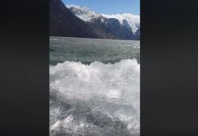 ice tsunami norway, ice tsunami norway video, ice tsunami norway sound, ice tsunami norway april 2018 video