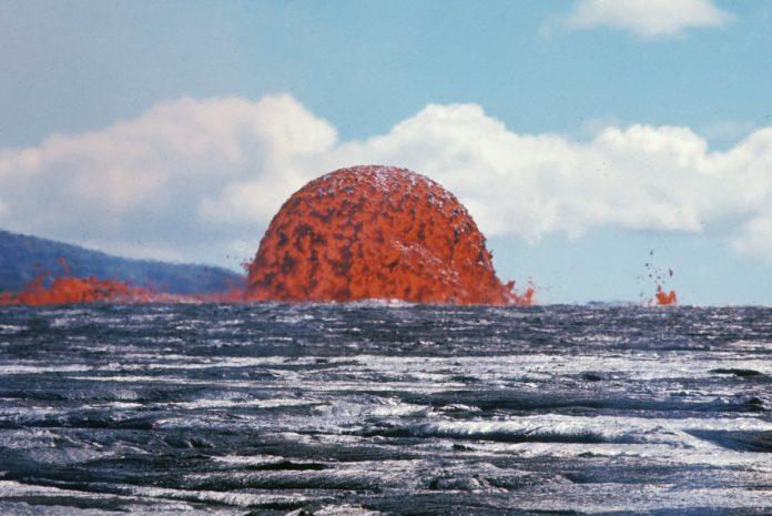 lava dome hawaii usgs, kilauea volcano lava dome, lava dome kilauea volcano